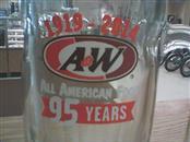 A&W Glass/Pottery 95 YEARS MUG